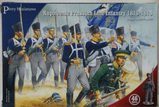 Perry Miniatures 28mm PN-1 Prussian Infantry 1813-1815